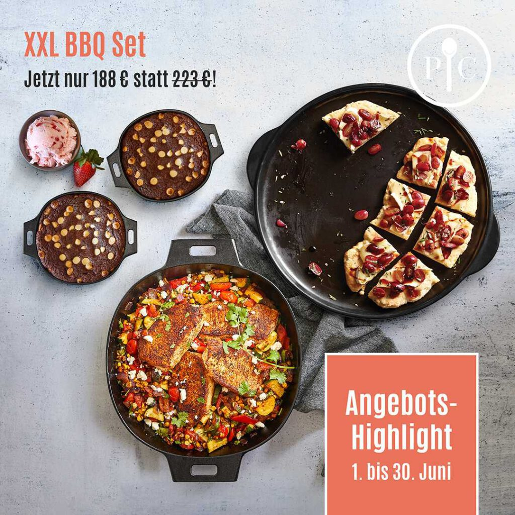Angebot XXL BBQ Set