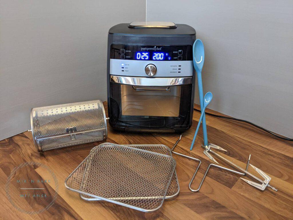 Deluxe Air Fryer von Pampered Chef